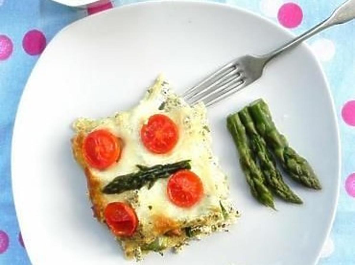 Lasagne ze szparagami i kurczakiem - przepis na pyszny sezonowy obiad