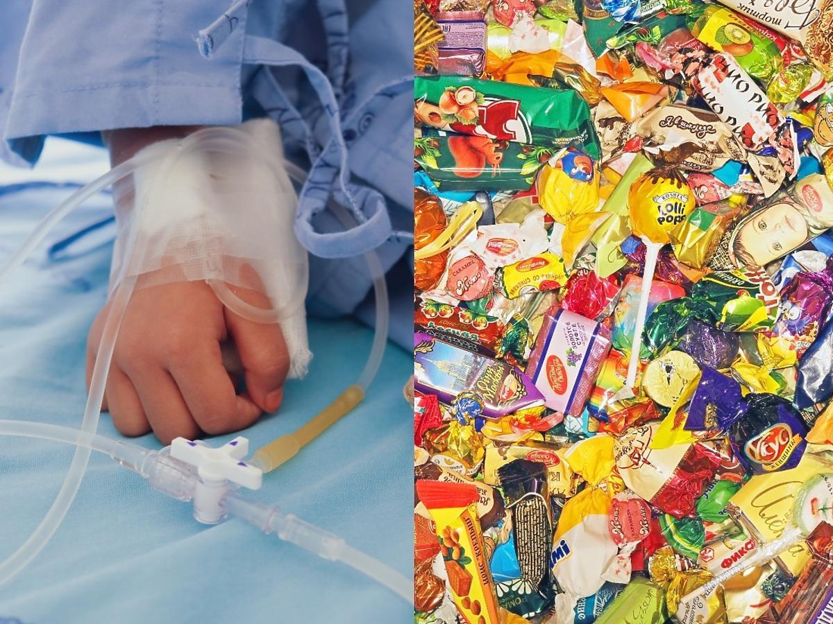 7-latka w szpitalu po zjedzeniu cukierka w przedszkolu. Lekarze mówią o zatruciu narkotykami