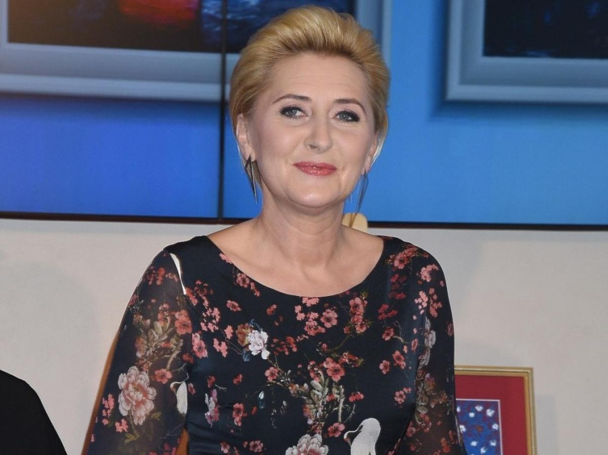 Agata Duda najlepiej ubrana polityk
