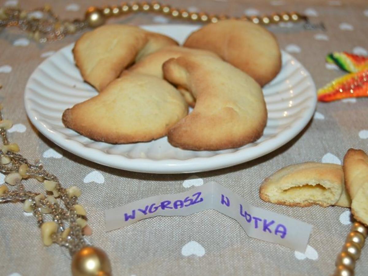 andrzejkowe ciasteczka z wrozba