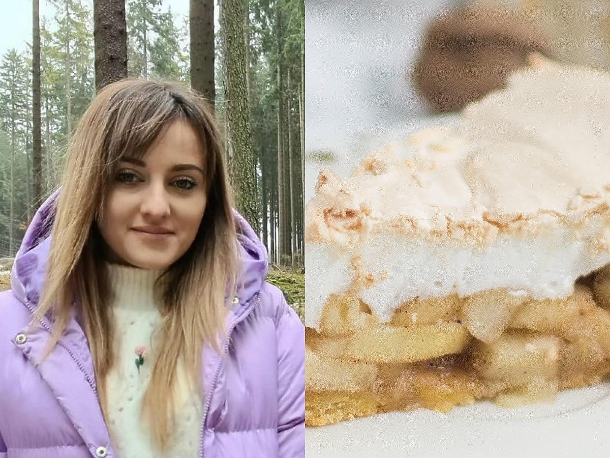 Ania Bardowska podzieliła się przepisem na szarlotkę. Niestety, zapomniała o 1 ważnym składniku