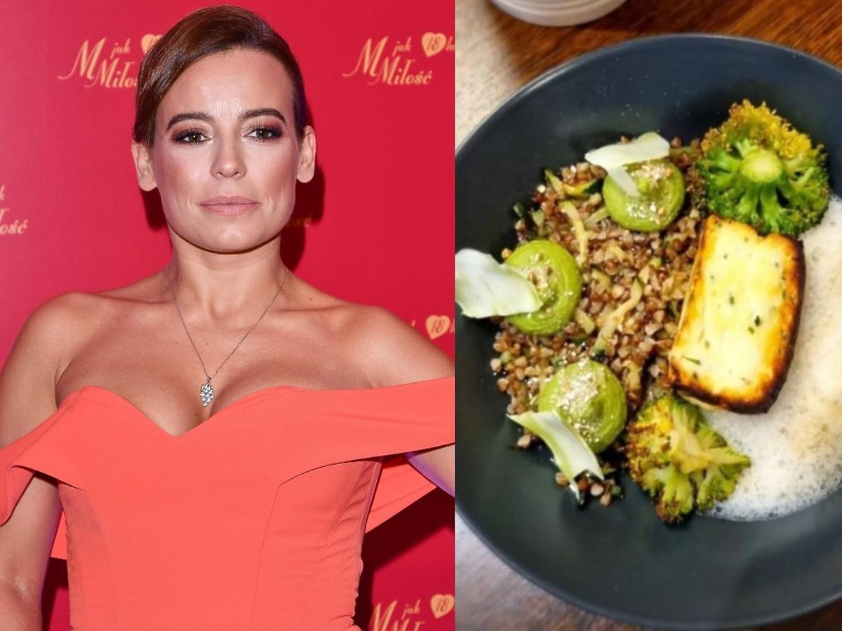 Anna Mucha płacze ze wzruszenia z powodu jedzenia. Woli kurczaka we Francji niż ostrygi w Warszawie