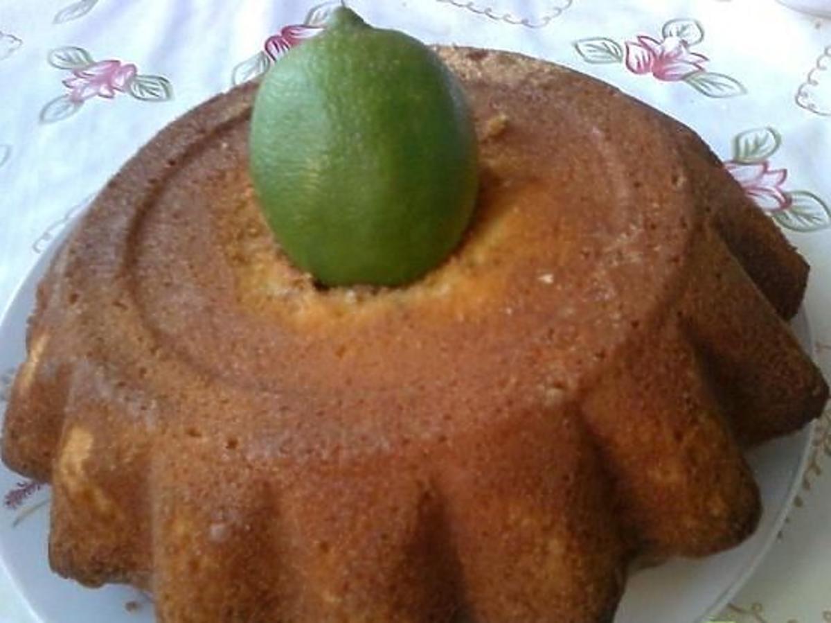 Babka limonkowa to doskonałe ciasto na Wielkanoc. Niebo w gębie