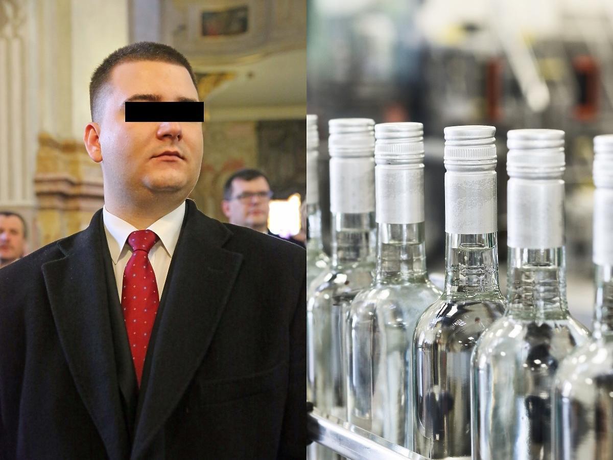 Bartłomiej M. odszedł z polityki, schudł i znów popadł w tarapaty… Poszło o nielegalny handel wódką