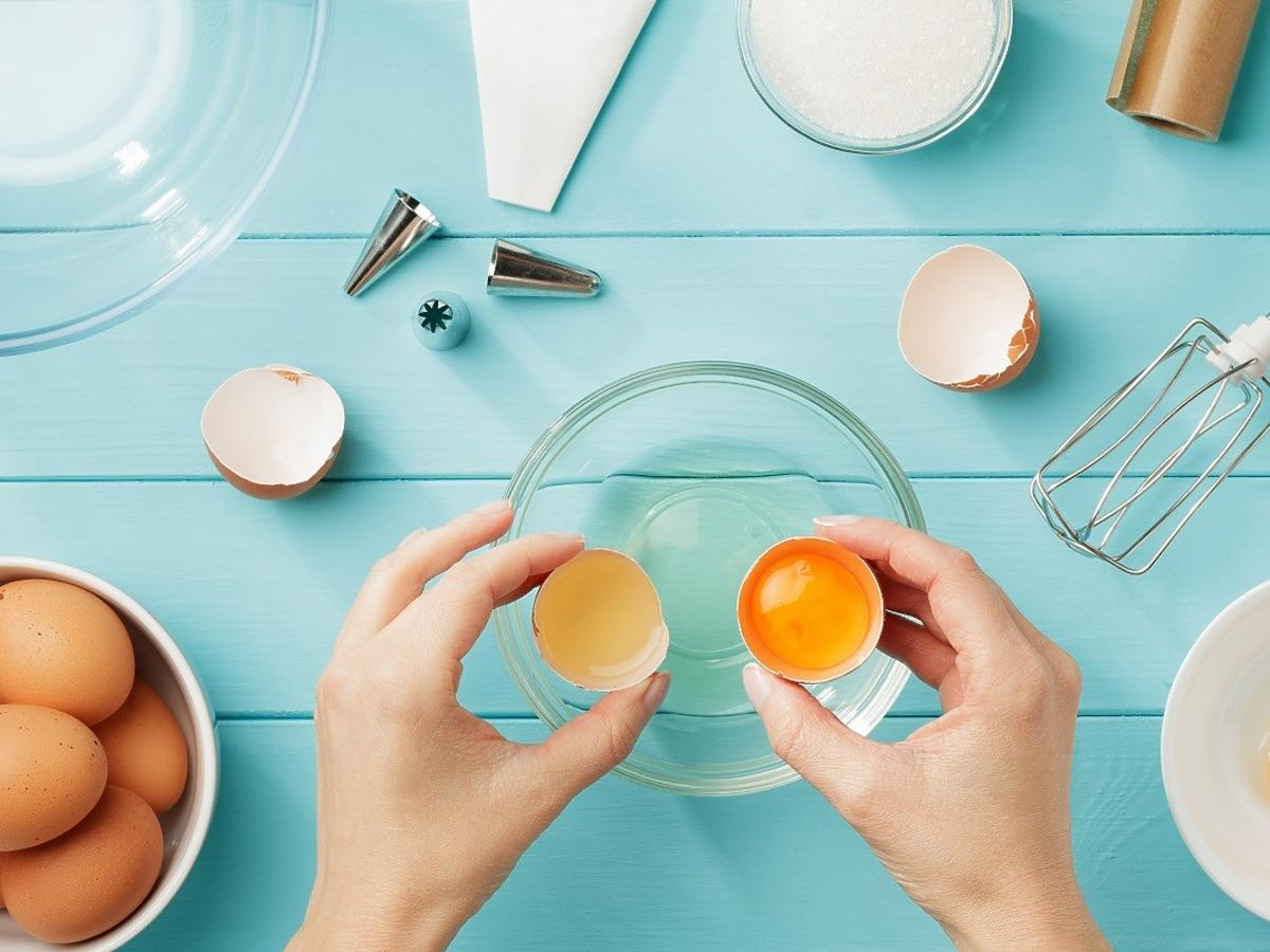 białka jajek jak wykorzystać