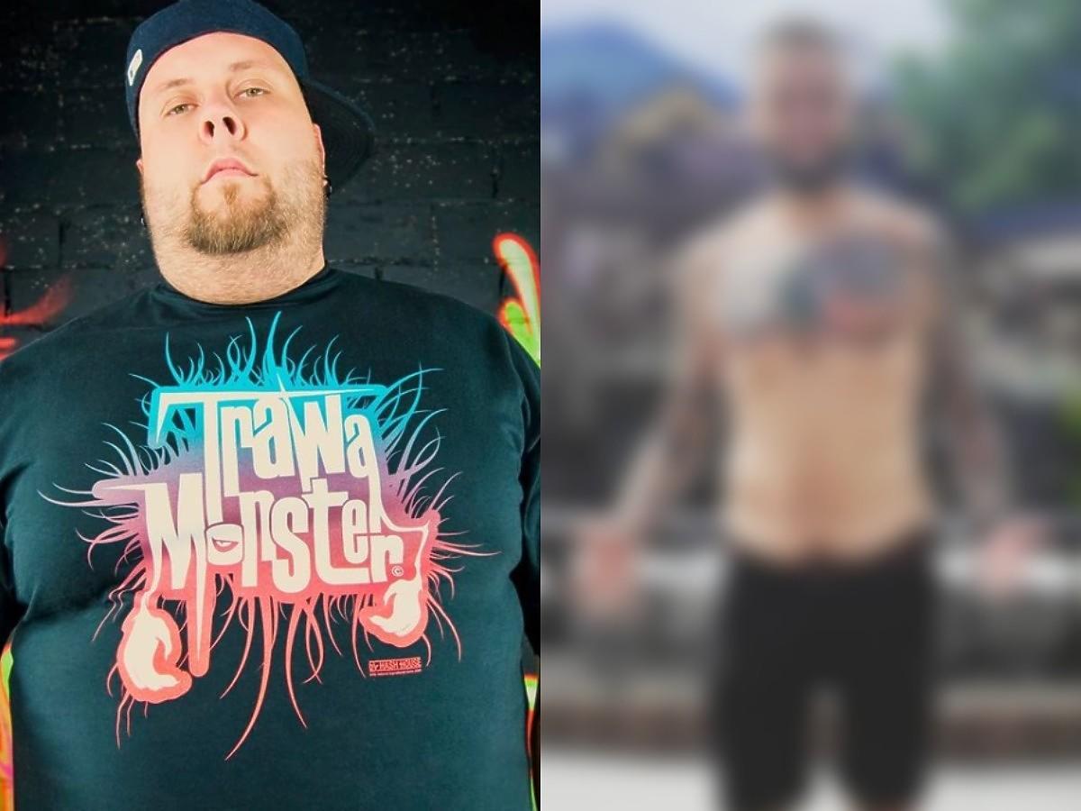"""""""Big Boy"""" z """"GoggleBox"""" schudł 170 kilogramów. Teraz świętuje kolejną rocznicę swojego sukcesu"""