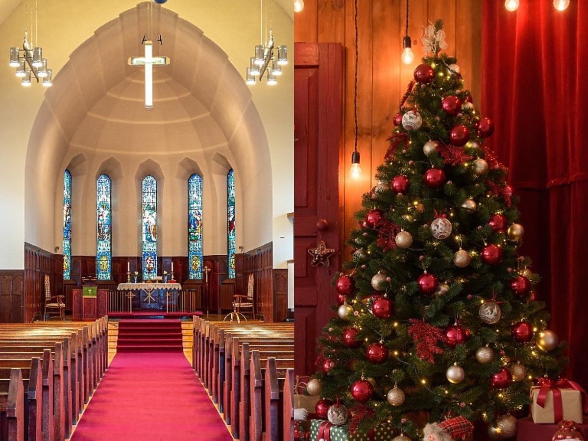 Boże Narodzenie w kościele