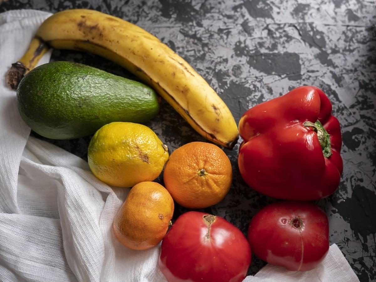 brzydkie warzywa i owoce
