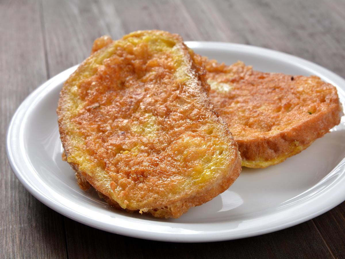 Chleb w jajku