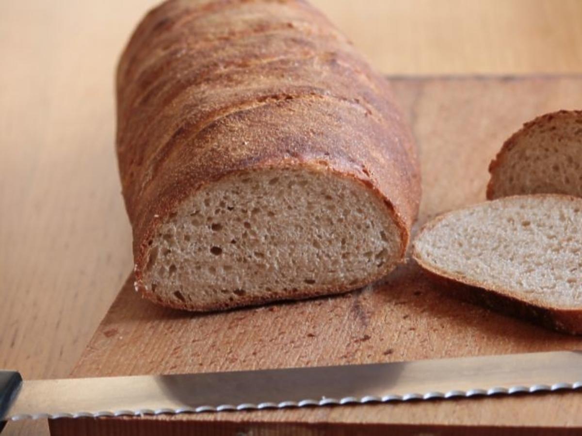 Chleb z 4 składników