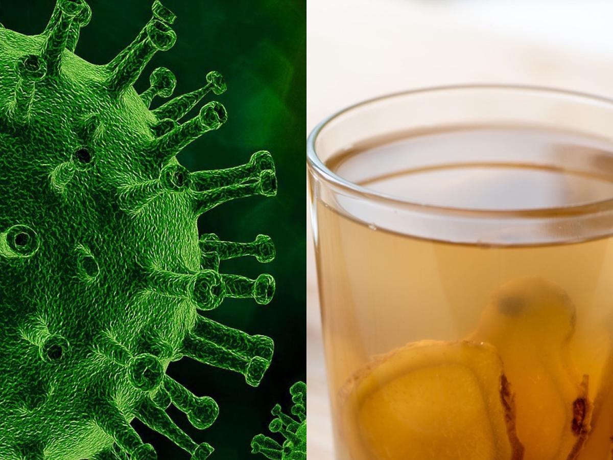 Chorujecie na koronawirusa? Ten napój przyniesie wam ulgę. Pijcie go tuż po przebudzeniu