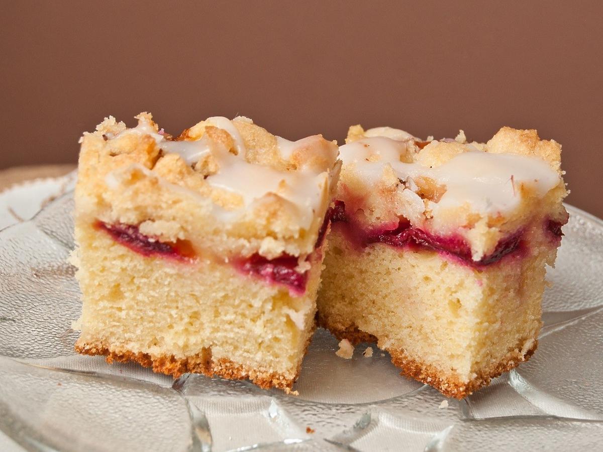 ciasto drożdżowe bez wyrabiania przepis