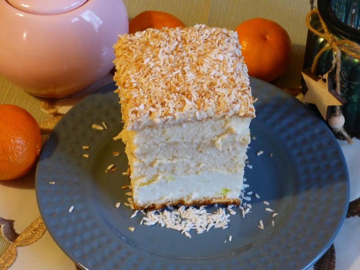 ciasto sniezynka