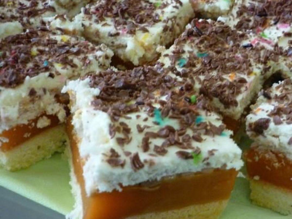 Ciasto z Kubusiem i bitą śmietaną. Cudowny smak, któremu nikt się nie oprze