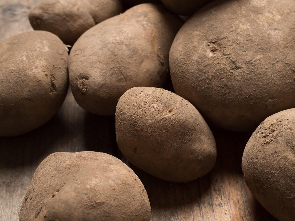 co mozna zrobić ze starych ziemniaków