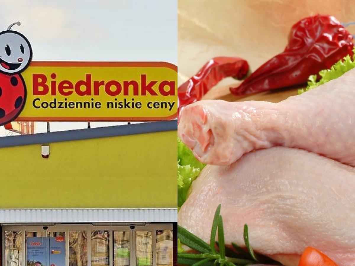 Ćwiartki z kurczaka za 2,99 zł za 1 kg w Biedronce. Co za promocje! Taniej nie kupicie nigdzie