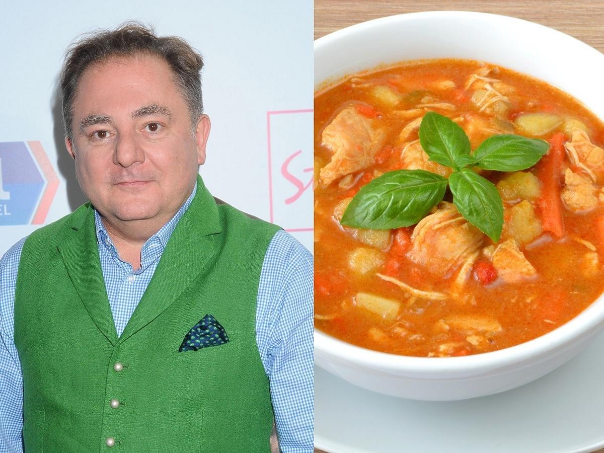 Cygańska zupa gulaszowa wg Roberta Makłowicza. Po prostu hit (częściowo z mrożonki!)