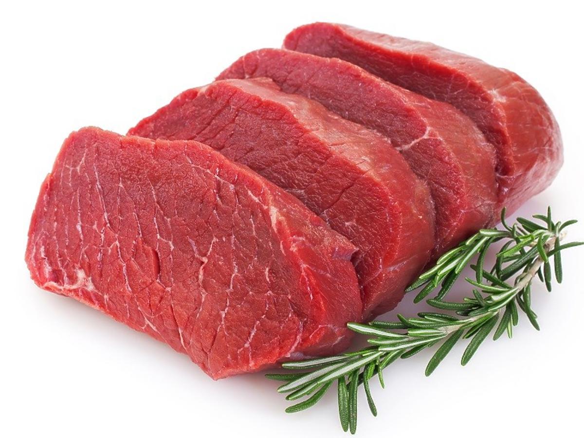 czerwone mięso niezdrowe