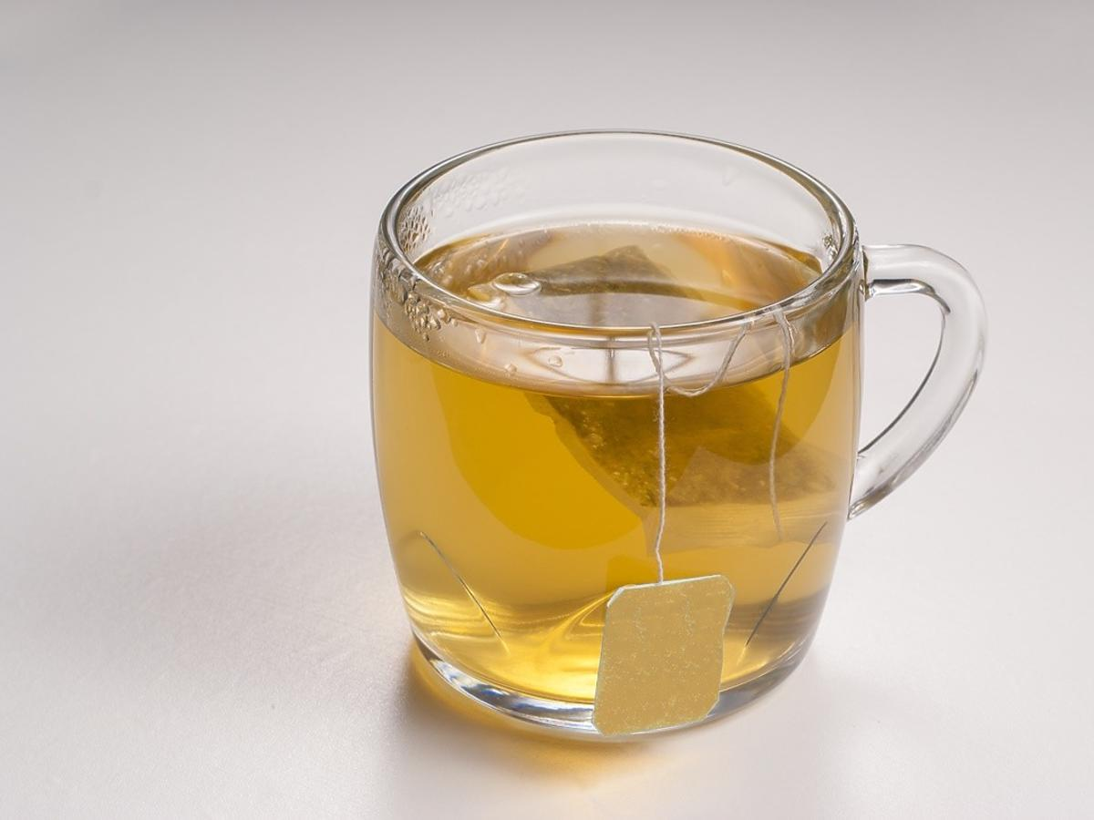 Czy herbata w torebkach jest szkodliwa?