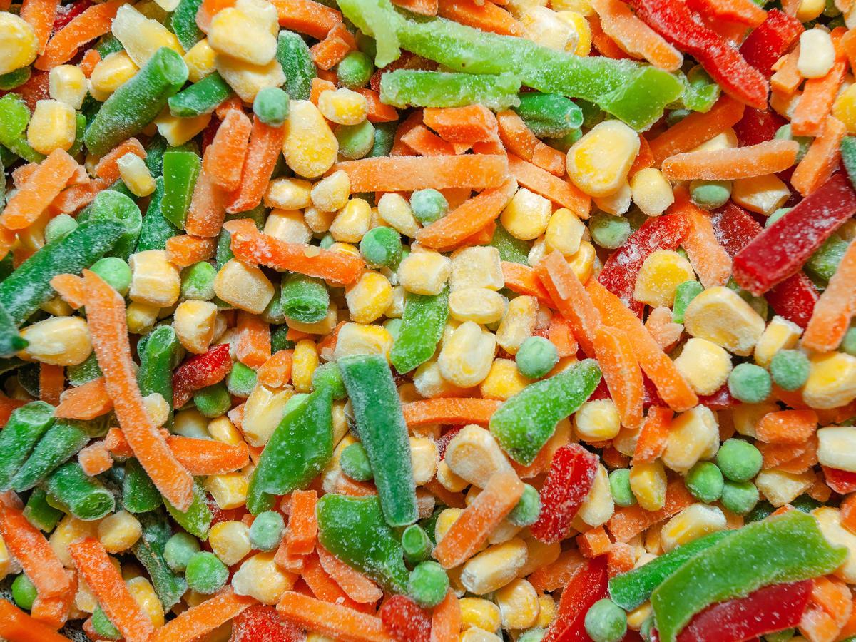 Czy mrożone warzywa są zdrowe?