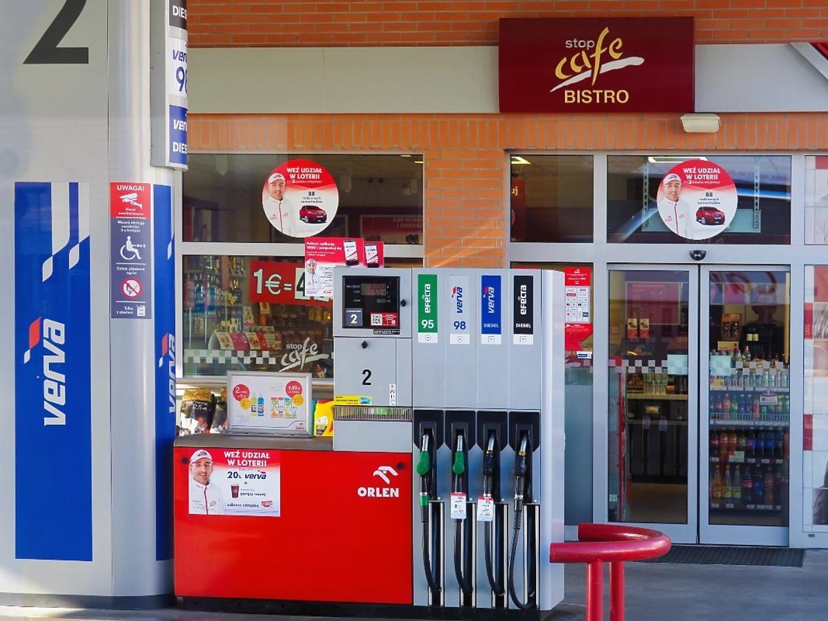 Czy na stacjach paliw będzie zakaz sprzedaży alkoholu? Większość chciałaby takiego prawa. Wy też?