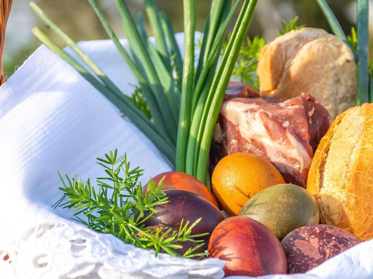 Czy po poświęceniu święconki można już jeść mięso?
