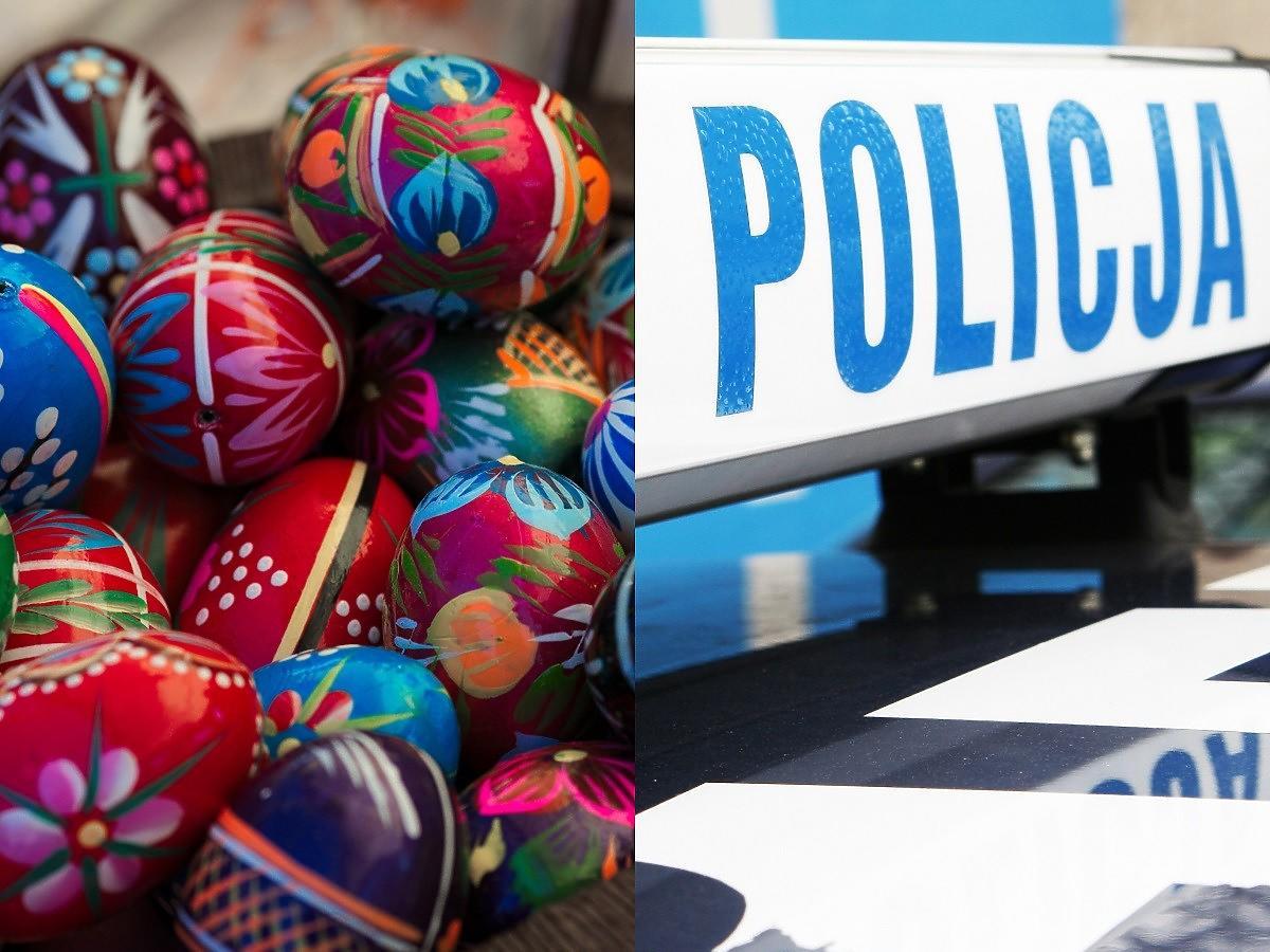 Czy policja będzie kontrolować liczbę gości na Wielkanoc? Będą wystawiać mandaty