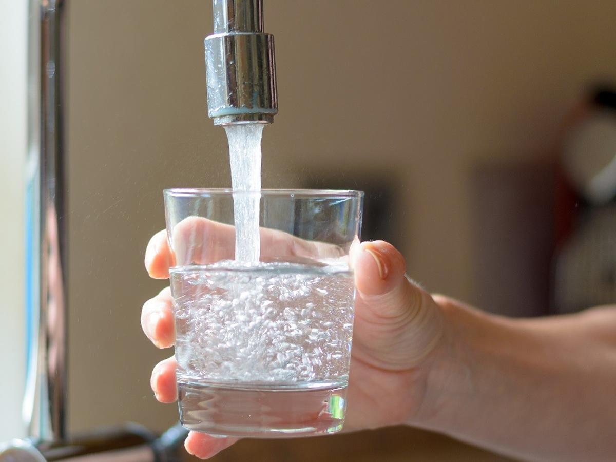 czy woda z kranu jest zdrowa