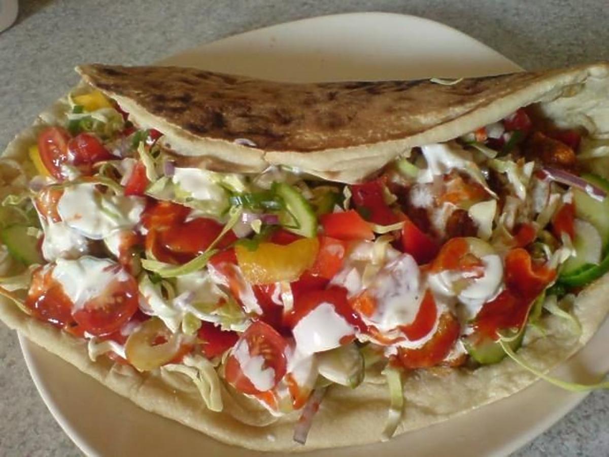 domowy kebab przepis