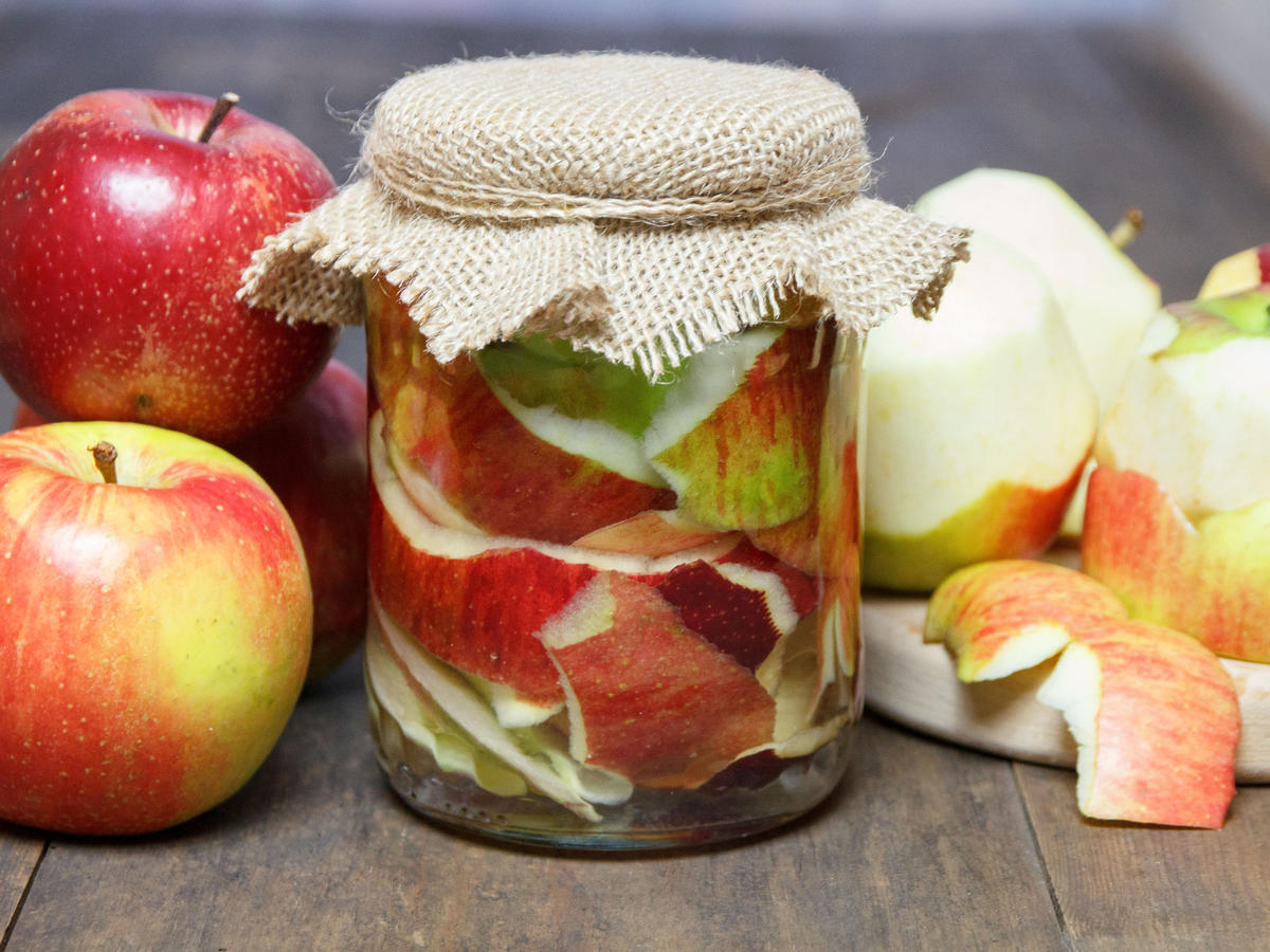 Domowy ocet jabłkowy przepis