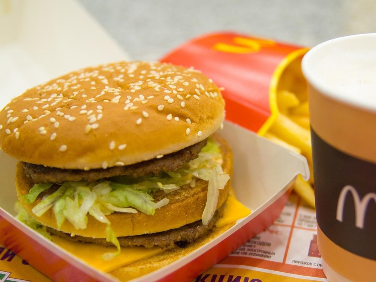 Drożej już nawet w McDonald'sie. Ile teraz zapłacicie za hamburgera?