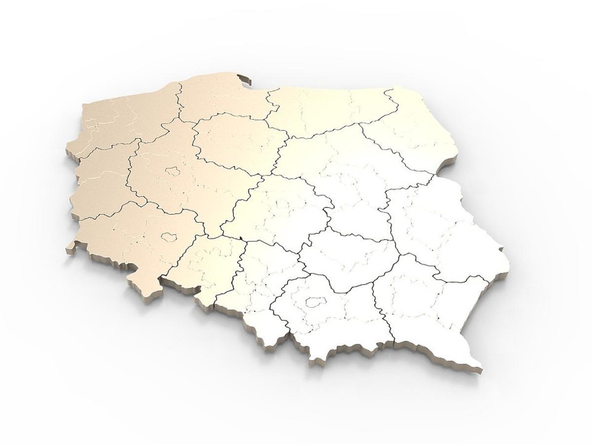 Dwa polskie województwa zagrożone lockdownem