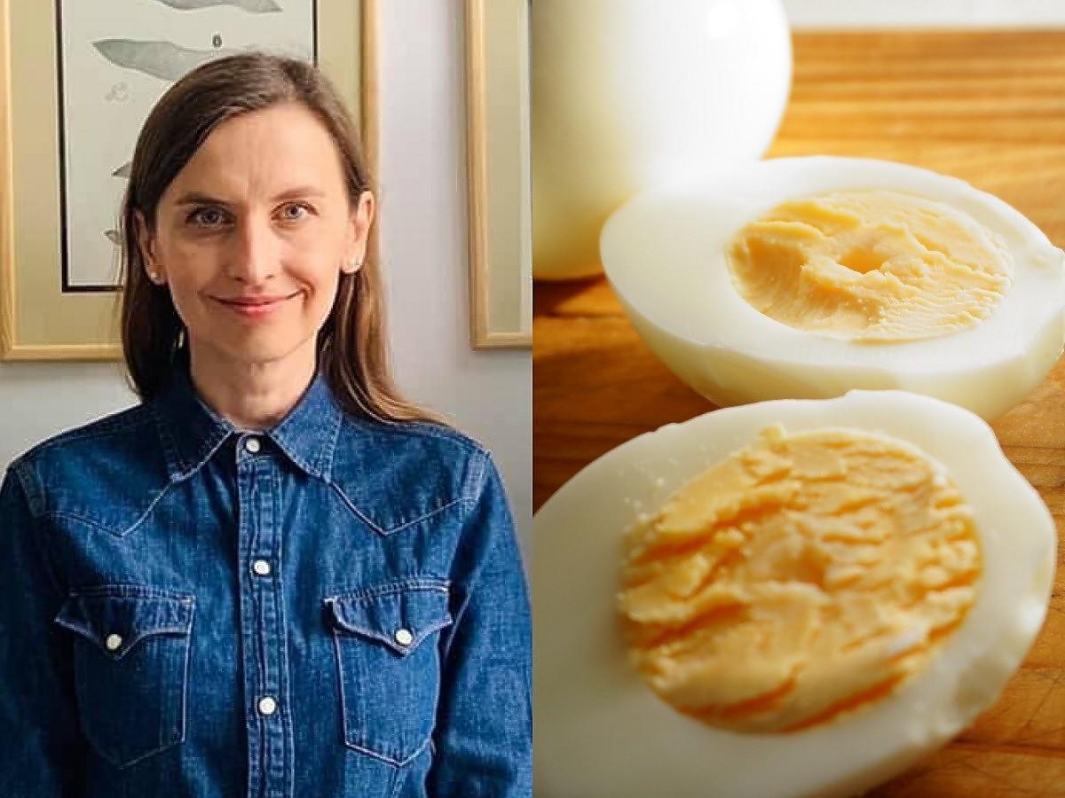 """Europosłanka Sylwia Spurek zakazuje współpracownikom jedzenia jajek. """"Odchodzą znerwicowani"""""""