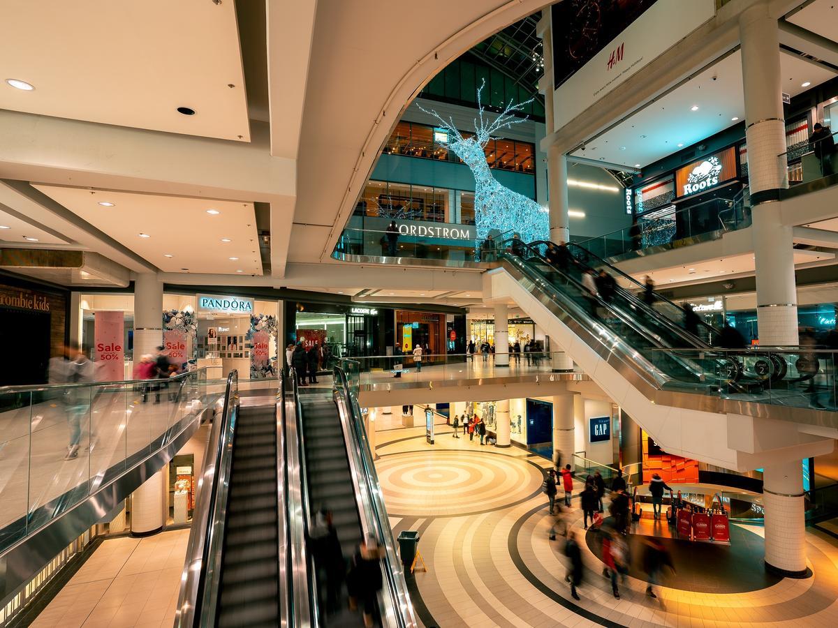 Galerie handlowe zamknięte przez koronawirusa