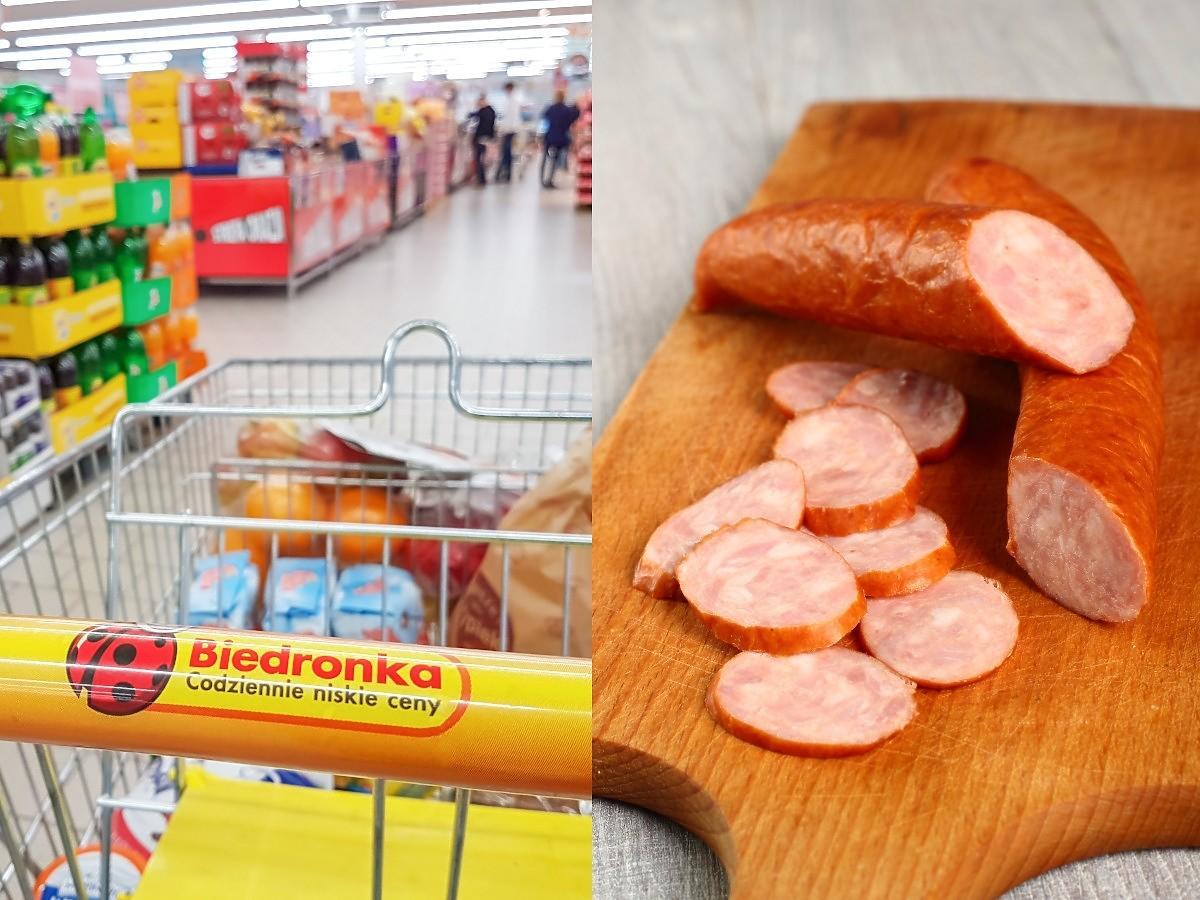 Inflacja szaleje, a w Biedronce kiełbasa podwawelska w cenie jak przed 20 laty. Jak oni to robią?