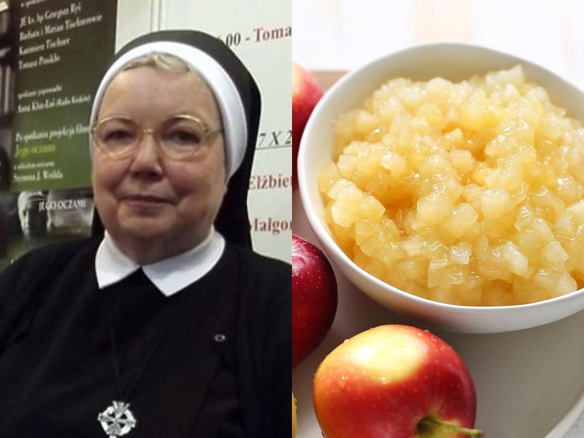 Jabłka na szarlotkę z przepisu siostry Anastazji. Doskonale też pasują do naleśników i deserów