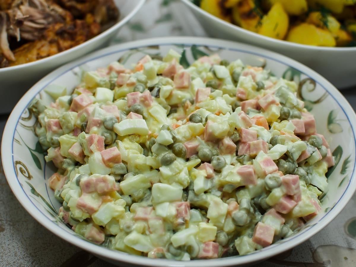 jak gotować warzywa na sałatkę jarzynow