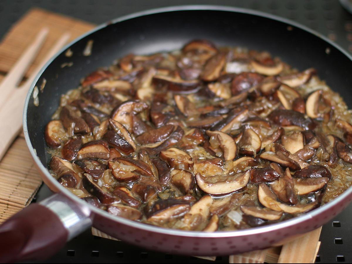 Jak i na czym smażyć grzyby? 1 błąd i będą do niczego