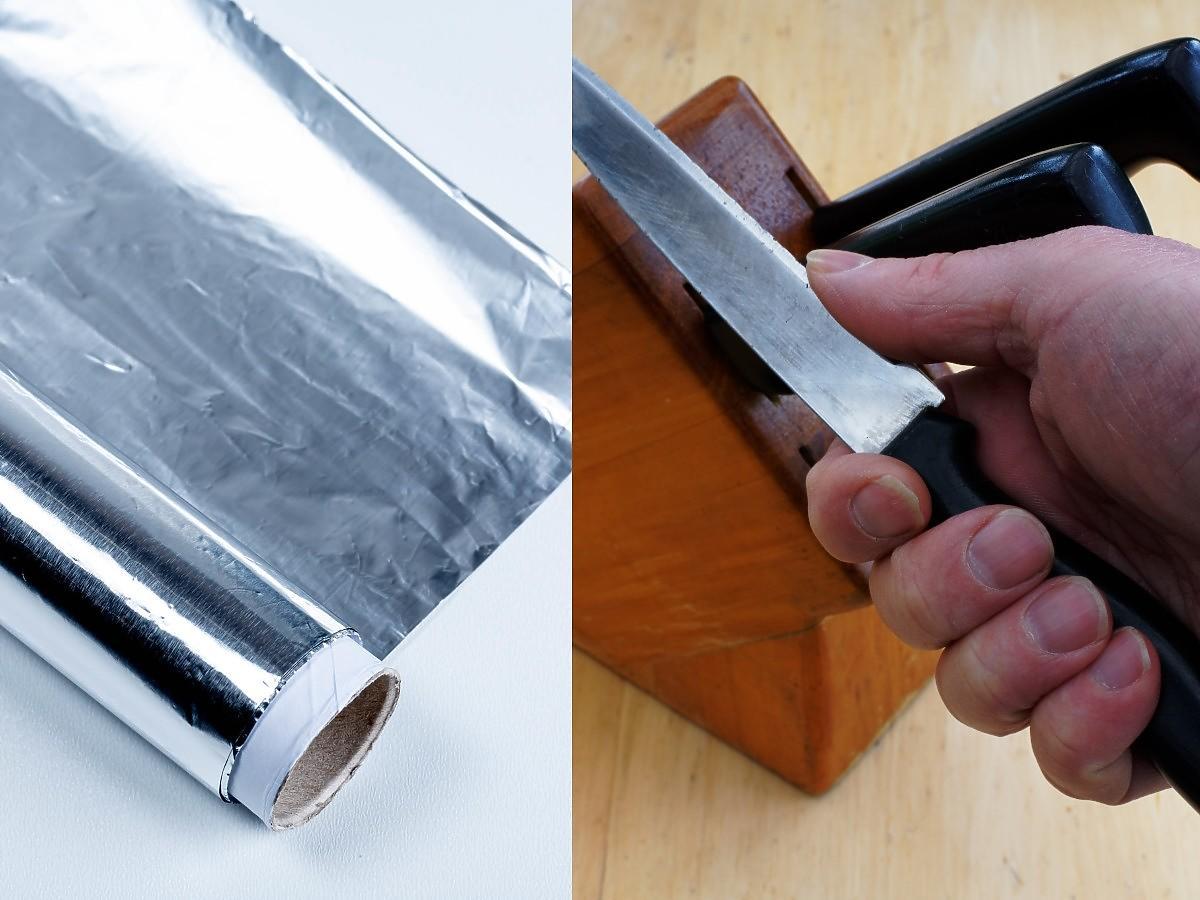 jak naostrzyć kuchenne noże bez ostrzałki? To prostsze niż myślicie
