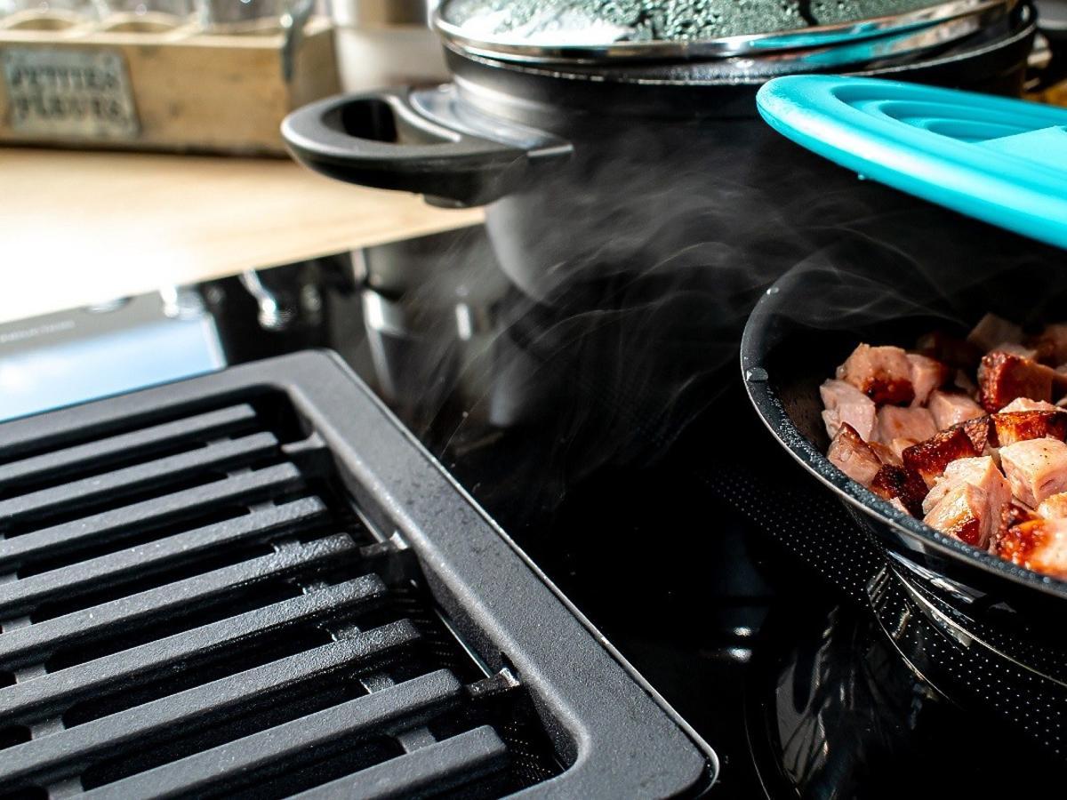 jak pozbyć się zapachu z kuchni