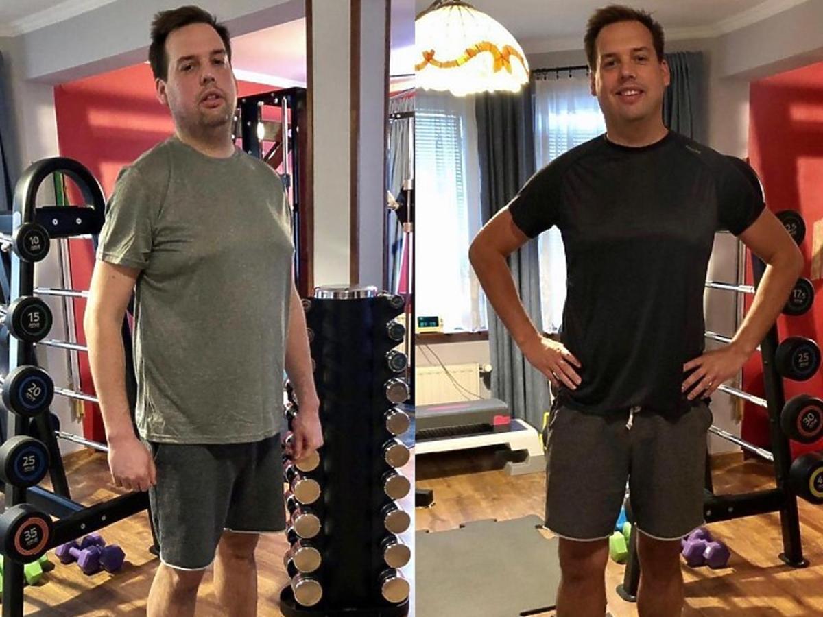 """Jakub Kuroń """"wziął się za siebie"""". Kucharz schudł 7 kg w 3 miesiące dzięki specjalnej diecie"""