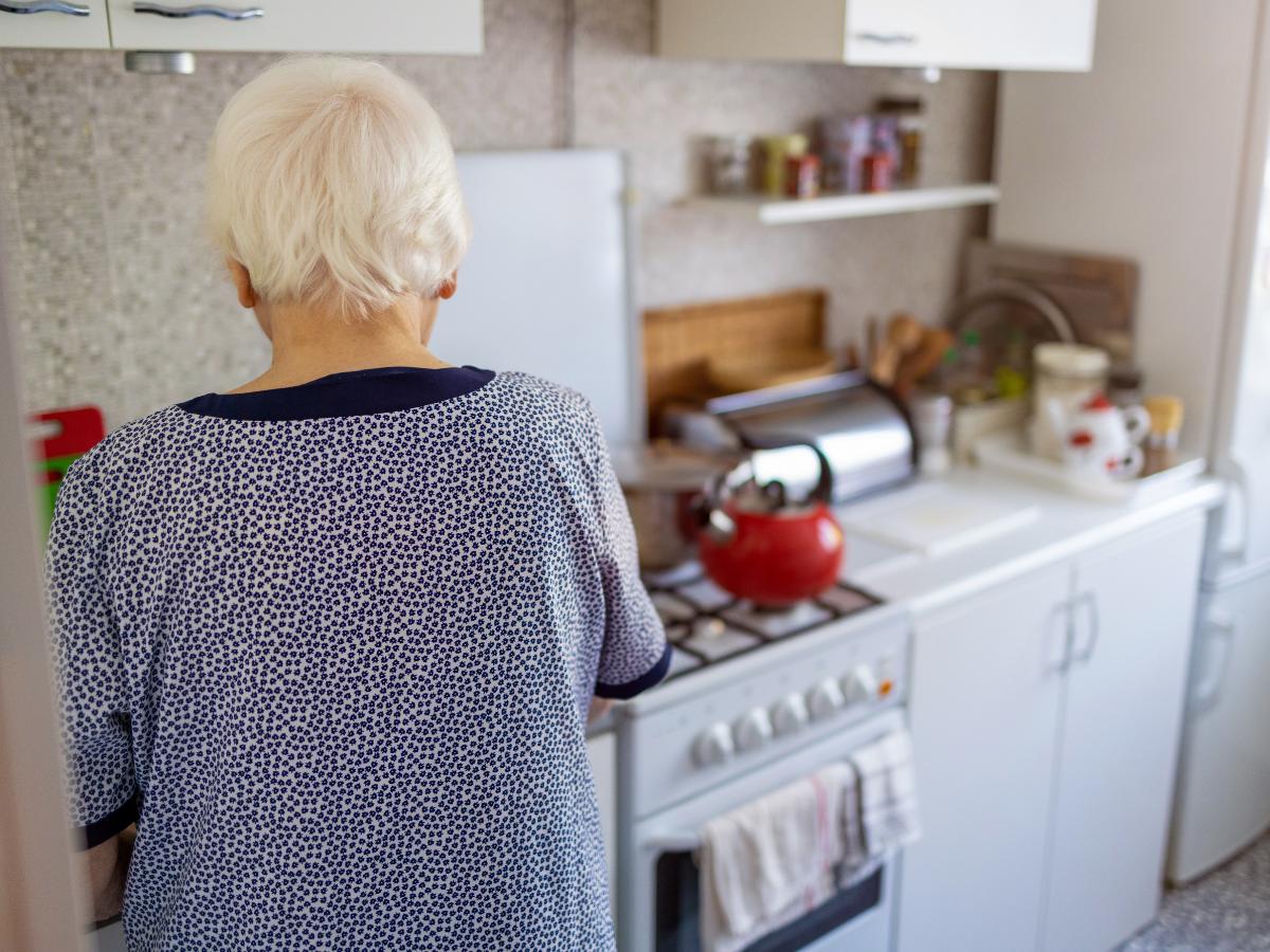 Jedzenie a Alzheimer