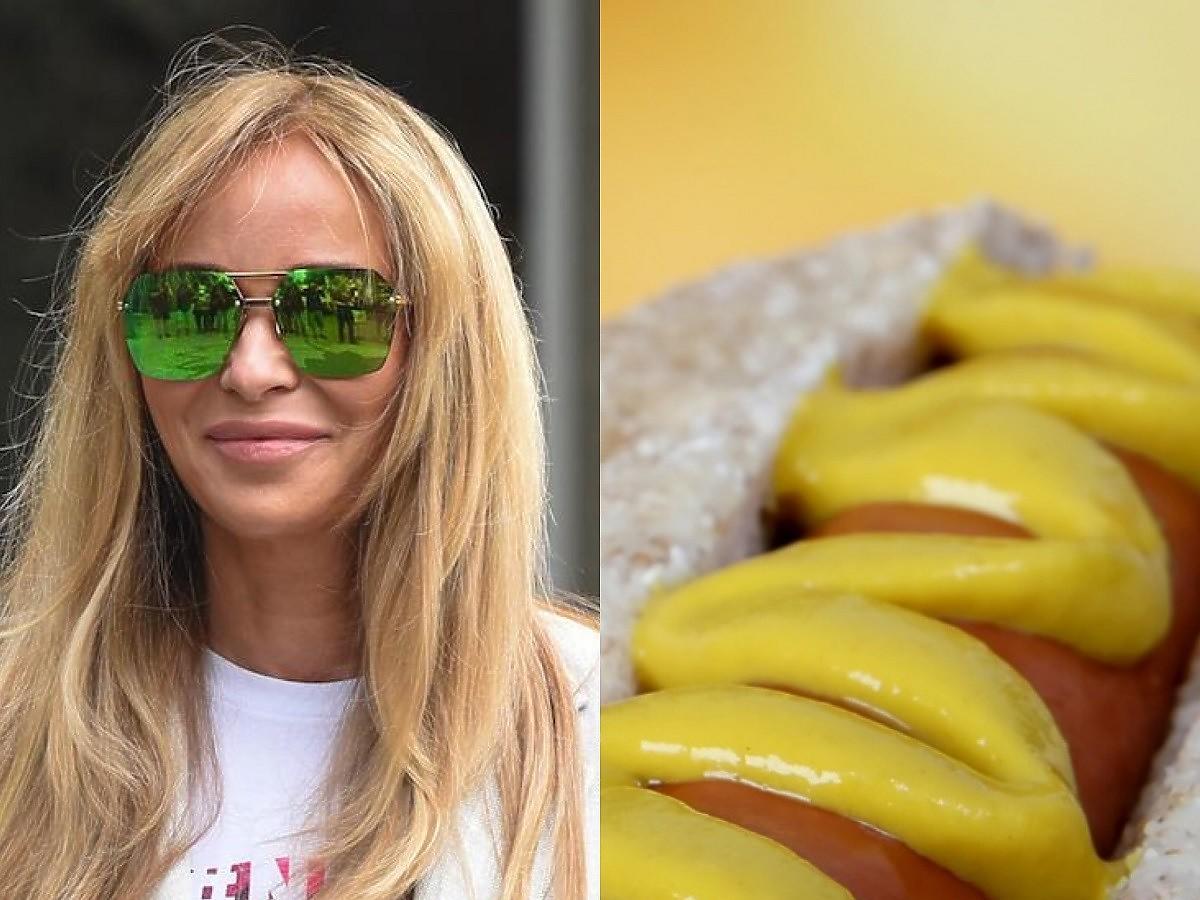 """Joanna Przetakiewicz: """"Hot dogi ze stacji benzynowej to mój ulubiony przysmak"""". Jest się czym chwalić?"""