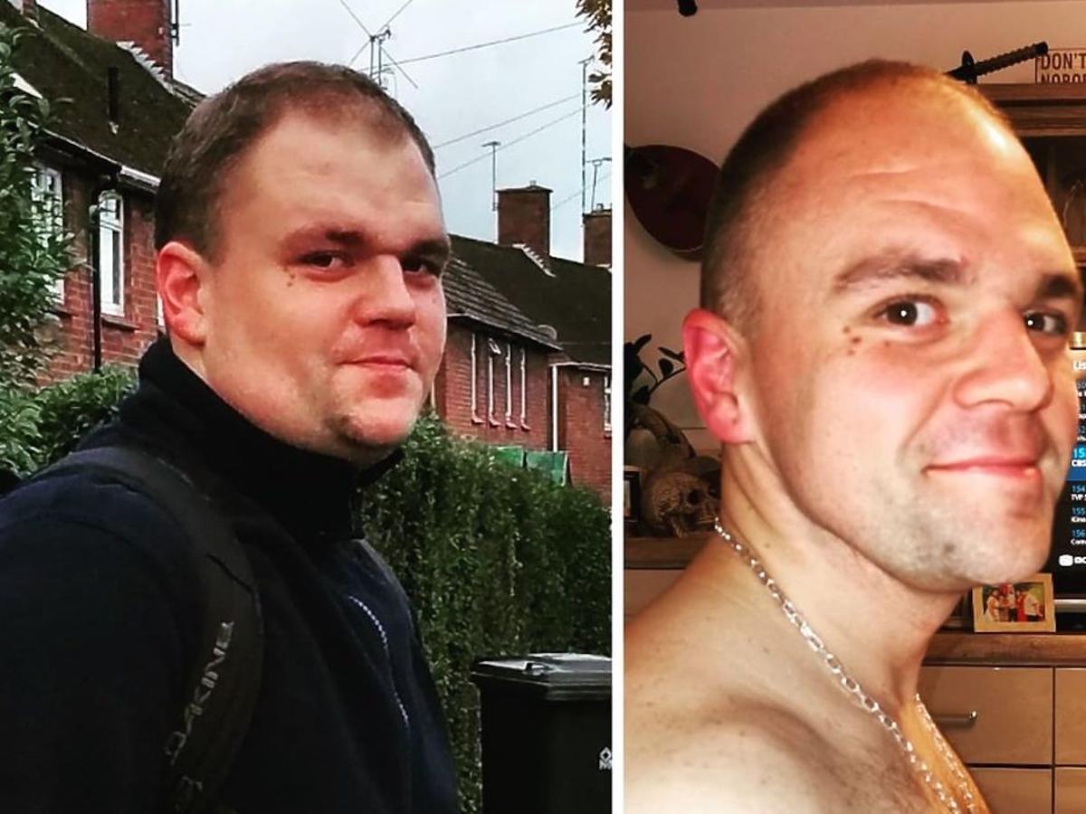 """Kamil z programu """"Kanapowcy"""" schudł ponad 20 kilogramów. Trzymał dietę nawet w święta"""