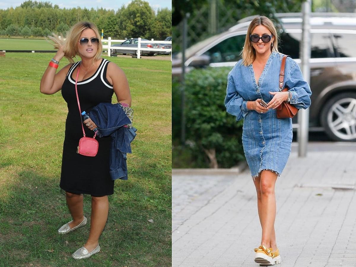 Karolina Szostak schudła 30 kg. Teraz pości, by uniknąć efekt jo-jo. 600 kcal dziennie to przesada?