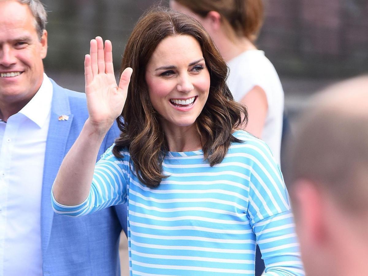 Kate Middleton waży zaledwie 43 kilogramy. Z taką dietą to nic dziwnego
