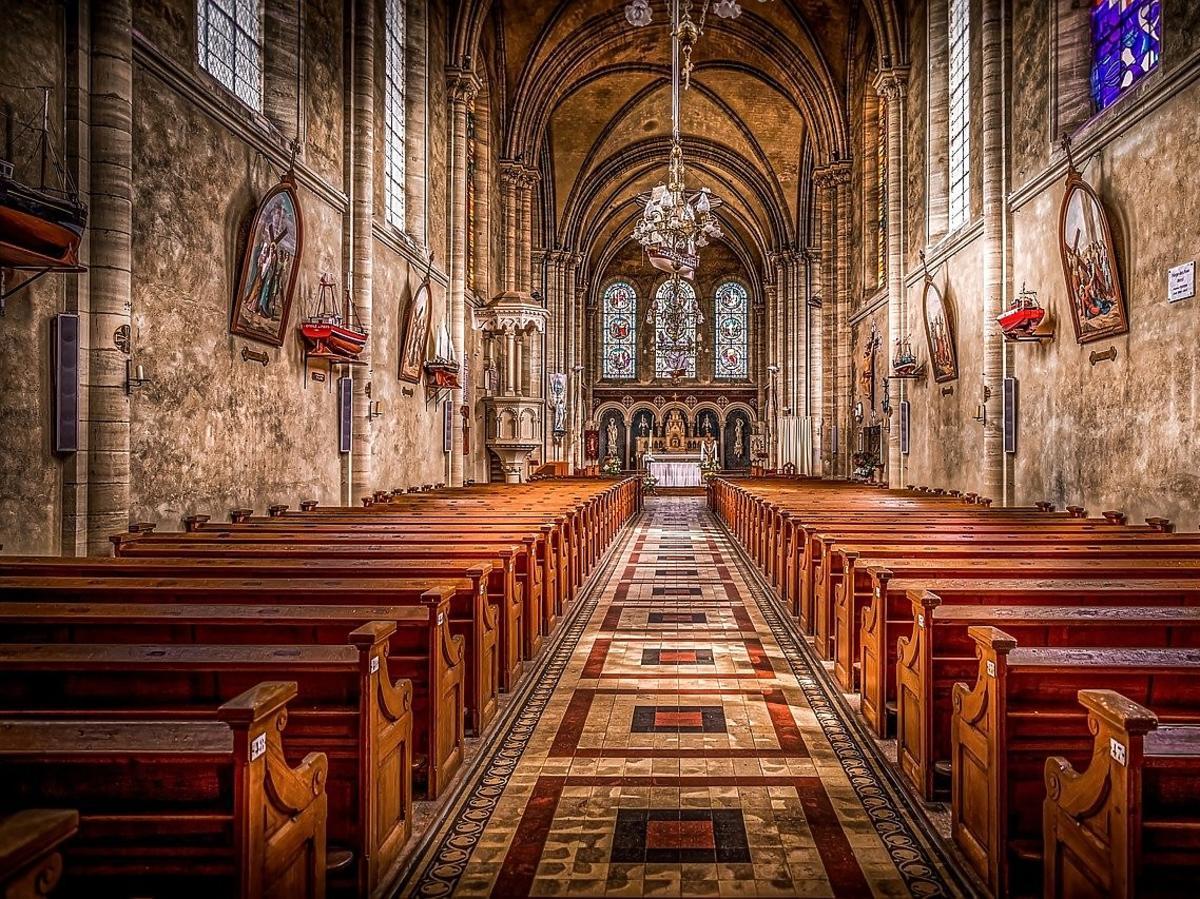Kościół, pasterka
