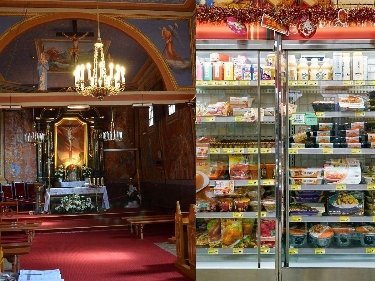 Kościoły świecą pustkami, więc zamieniają je na… sklepy spożywcze. W planach są też restauracje