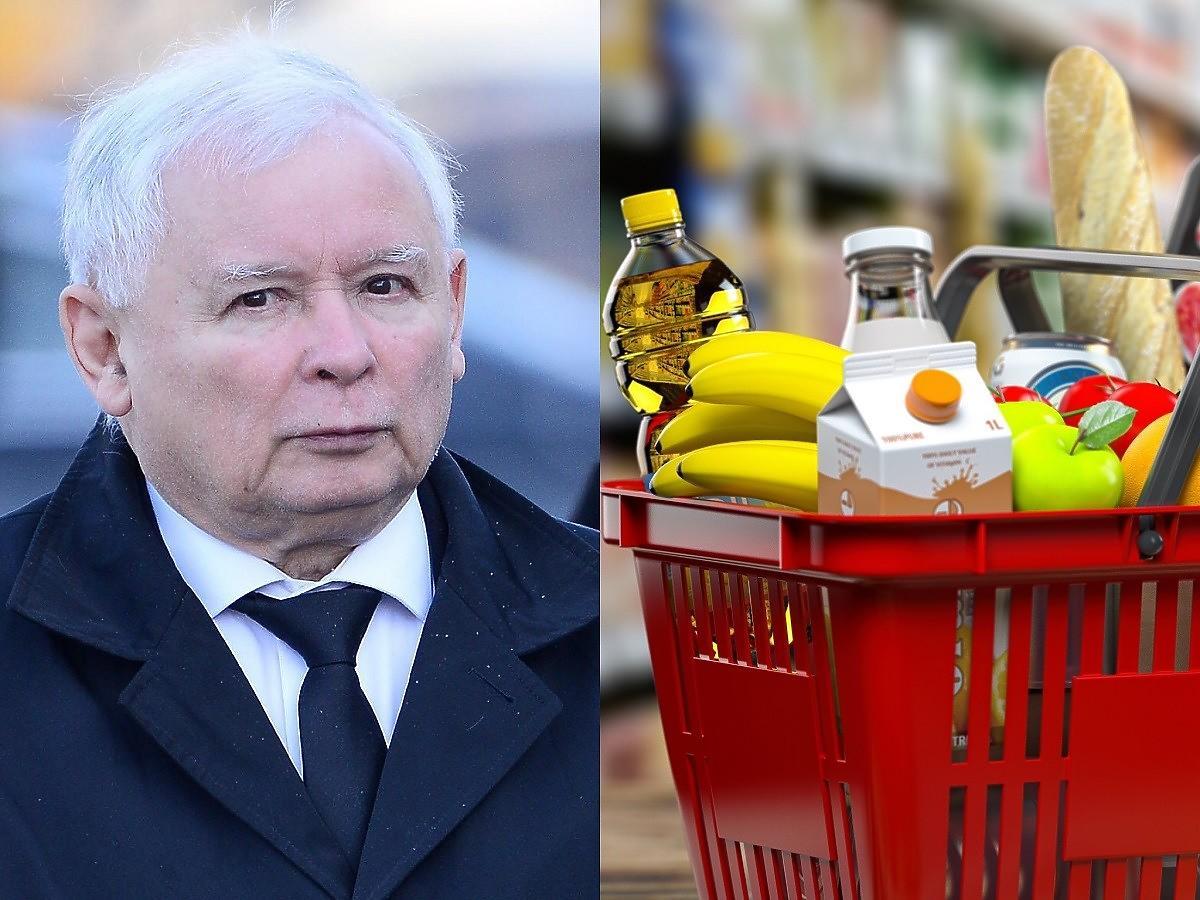 """""""Koszyk Kaczyńskiego"""" wciąż drożeje. Czy inflacja w końcu przystopuje?"""