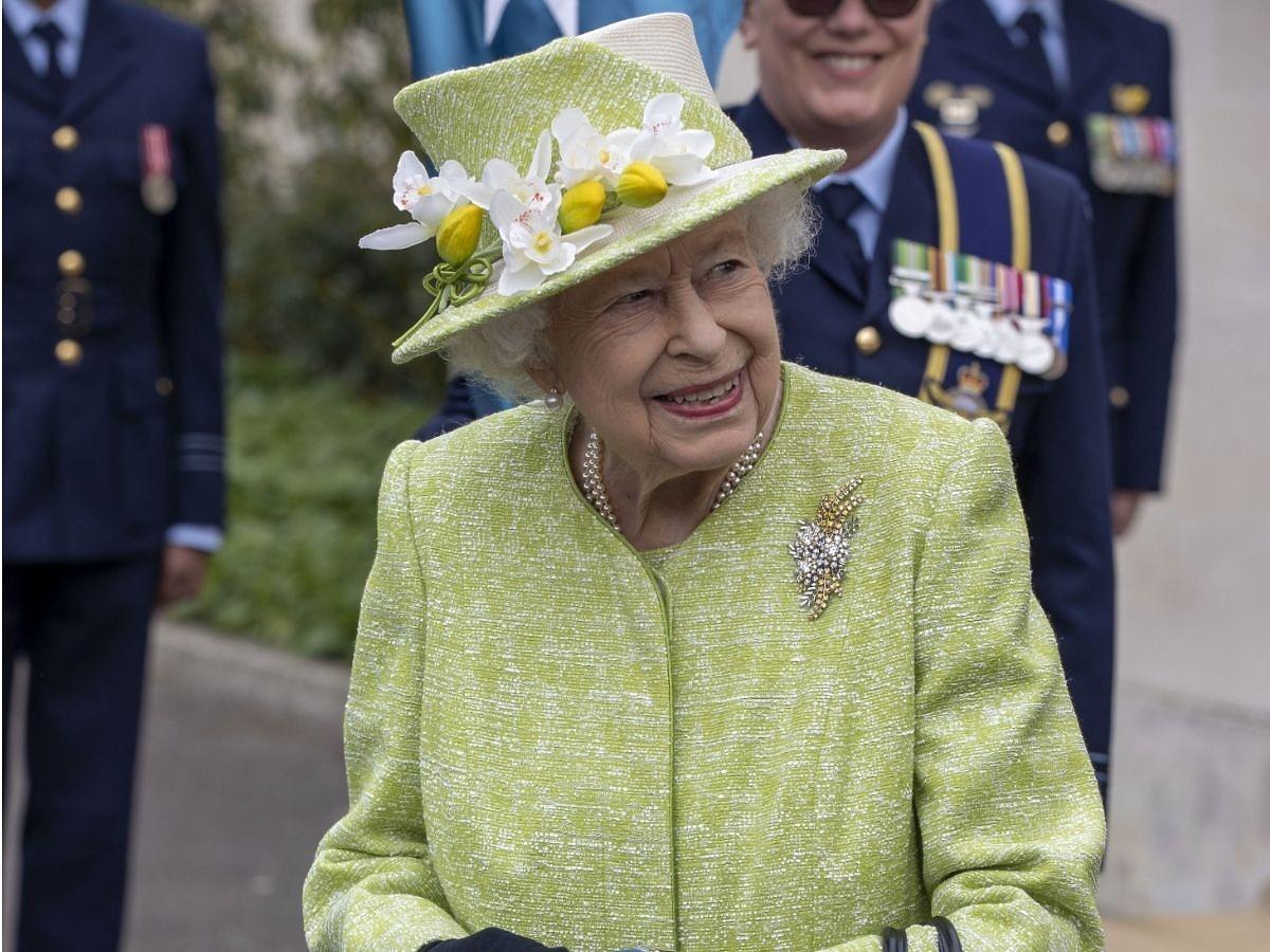 Królowa angielska unika fast-foodów. Robi jednak wyjątek dla…